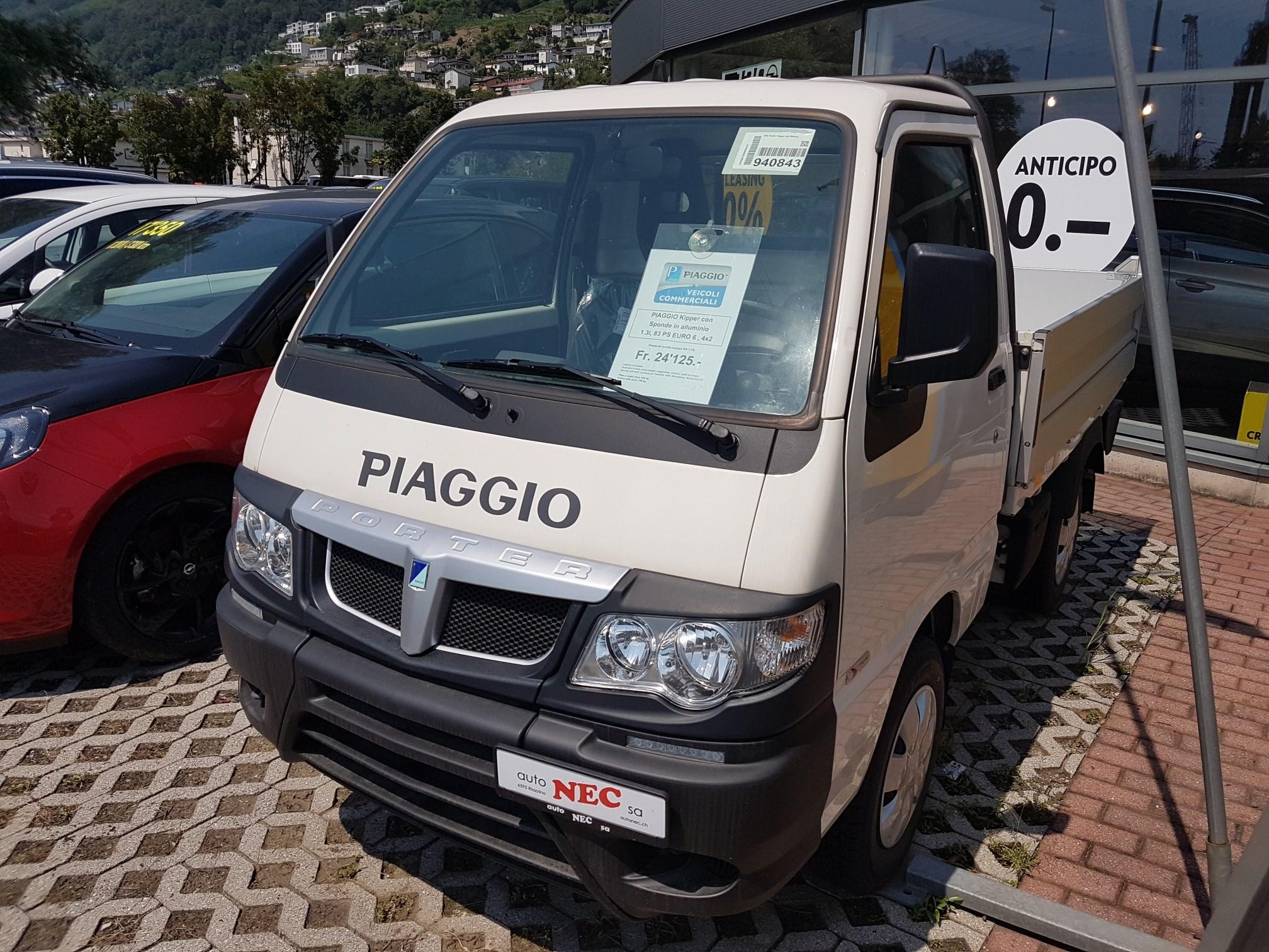 pickup Piaggio Porter 1.3