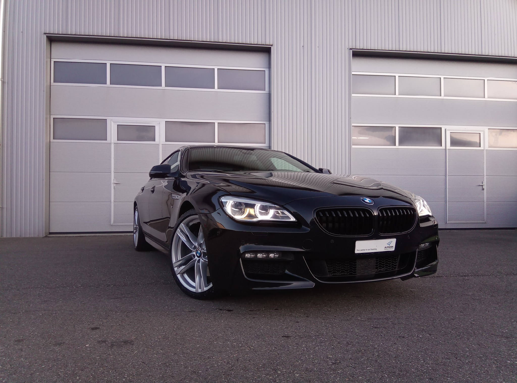 saloon BMW 6er 640d Gran Coupé xDrive M-Sport