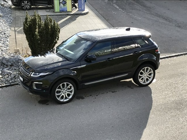 suv Land Rover Range Rover Evoque Evoque 2.0 TD4 HSE