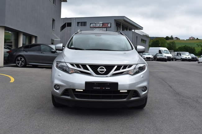 suv Nissan Murano 2.5 dCi Executive Automatic