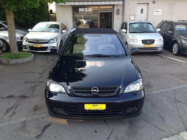 cabriolet Opel Astra Cabriolet 2.2i 16V
