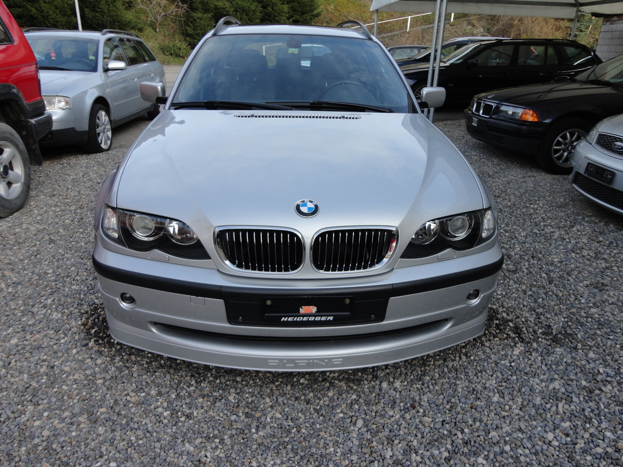 estate BMW Alpina B3/D3 3 SERIES B3 3.3 X Touring S.Tronic