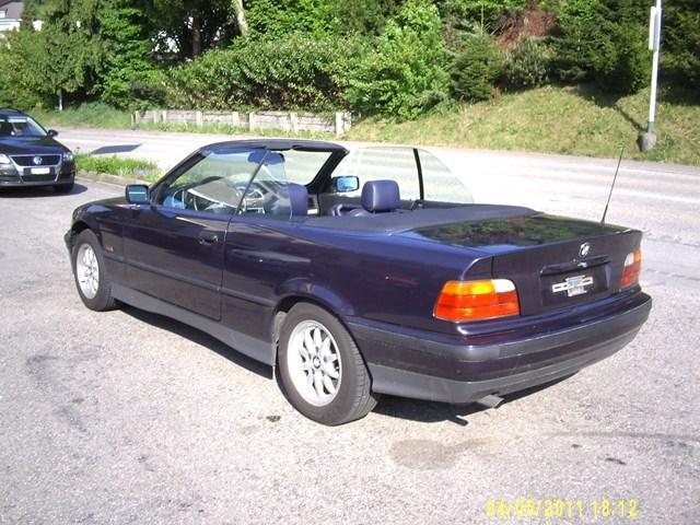 cabriolet BMW 3er 318i Cabrio