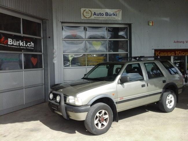 suv Opel Frontera 2.5 DTi