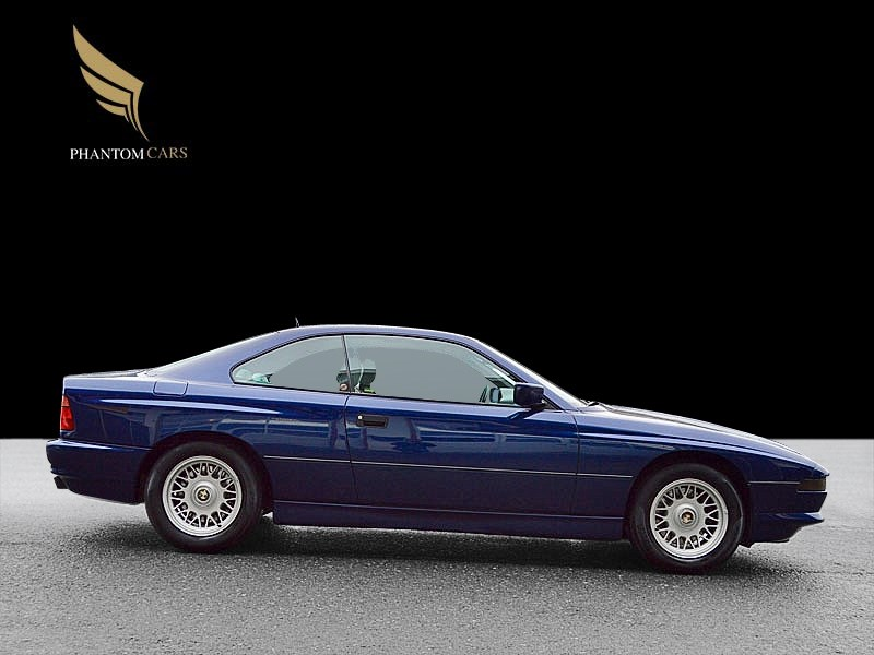 coupe BMW 8er 850i A