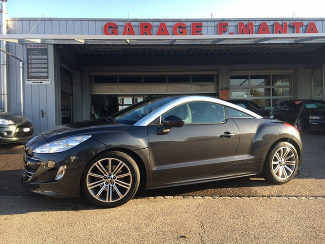 coupe Peugeot RCZ 1.6 Turbo