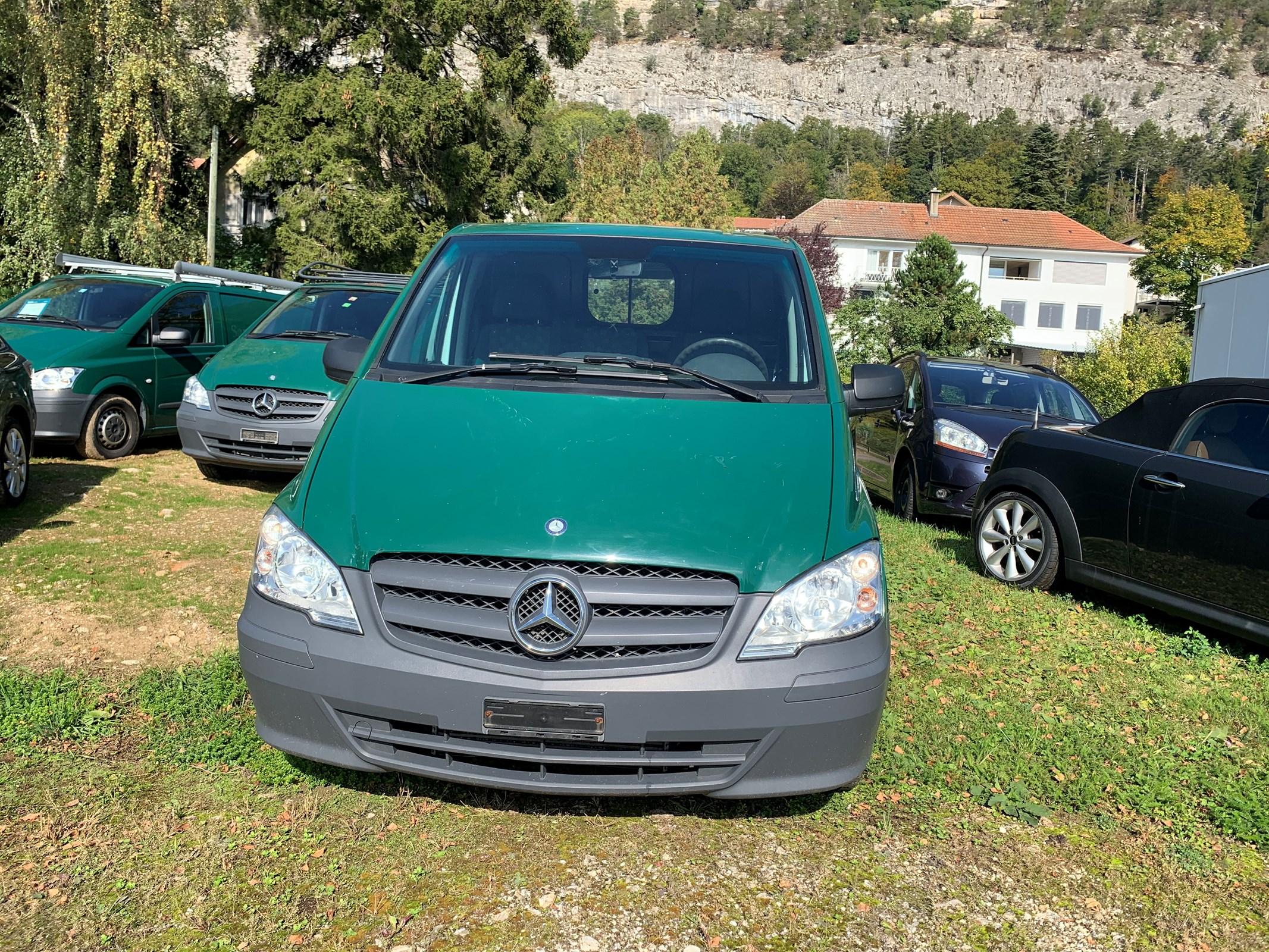 saloon Mercedes-Benz Vito 113 CDI Blue Efficiency L