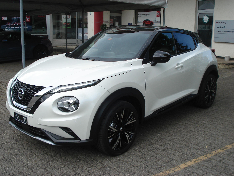 Buy New Car Suv Nissan Juke 1 0 Dig T N Design 50 Km At 29800 Chf On Carforyou Ch