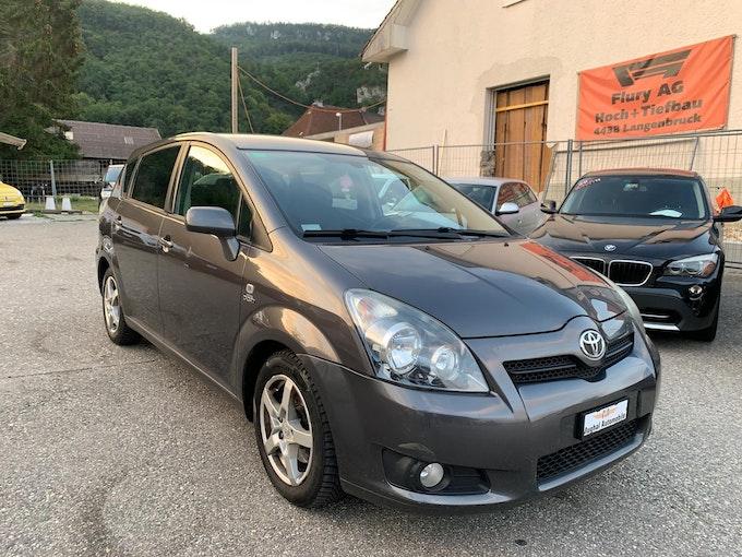 Toyota Corolla COROL. VERSO Corolla Verso 2.2 D-4D CleanP. Linea Sol Prem. 215'000 km 2'900 CHF - buy on carforyou.ch - 1