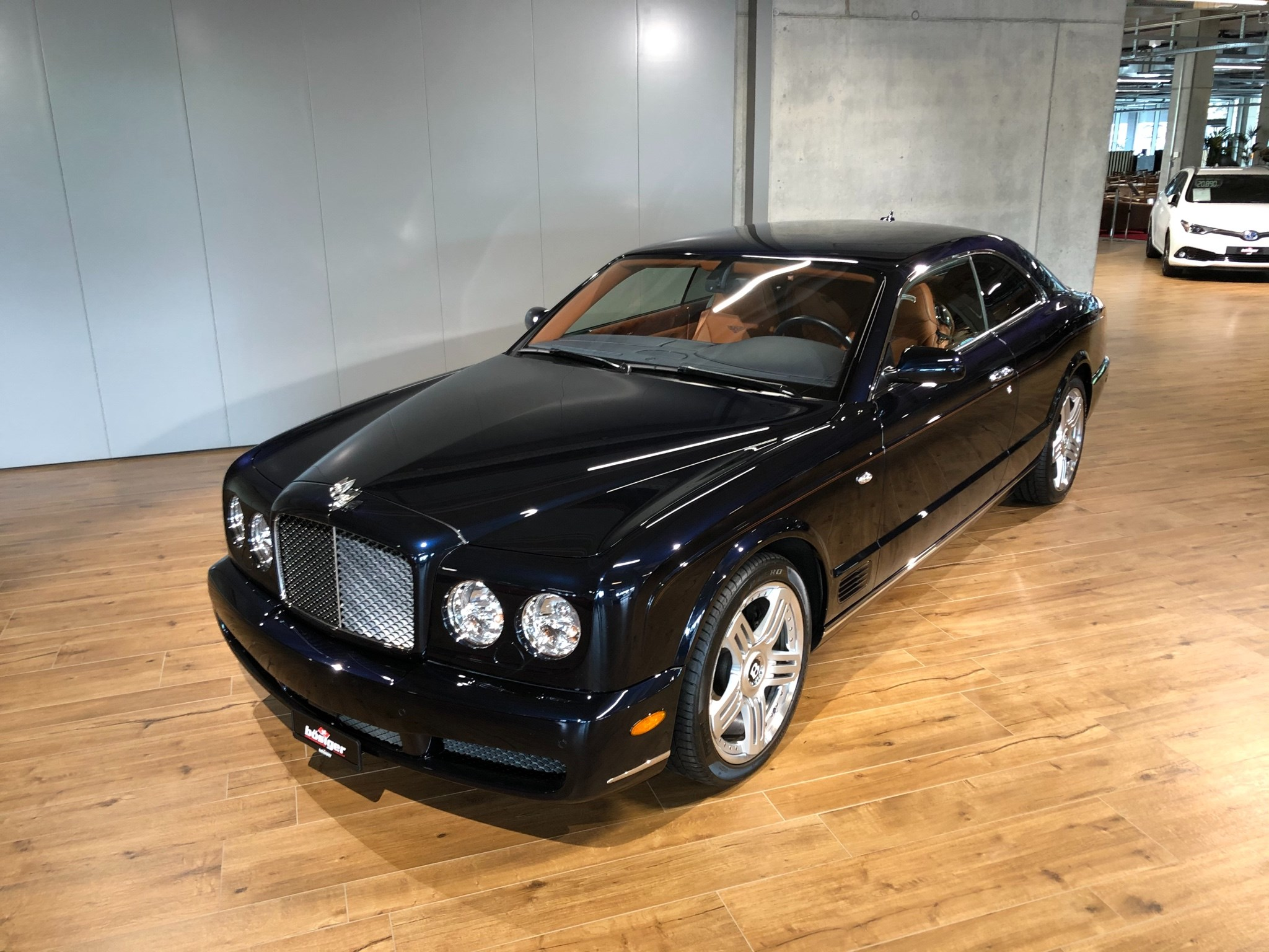 coupe Bentley Brooklands Brooklands
