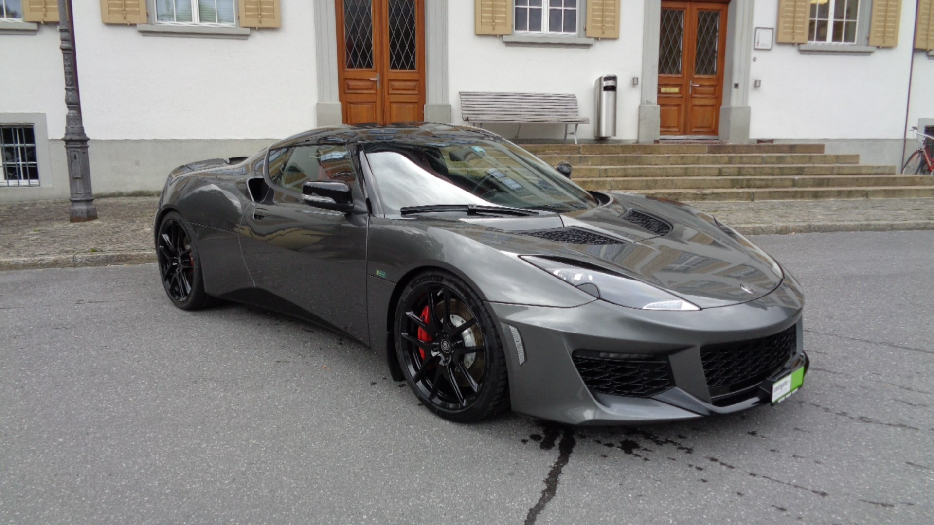coupe Lotus Evora 3.5 V6 400