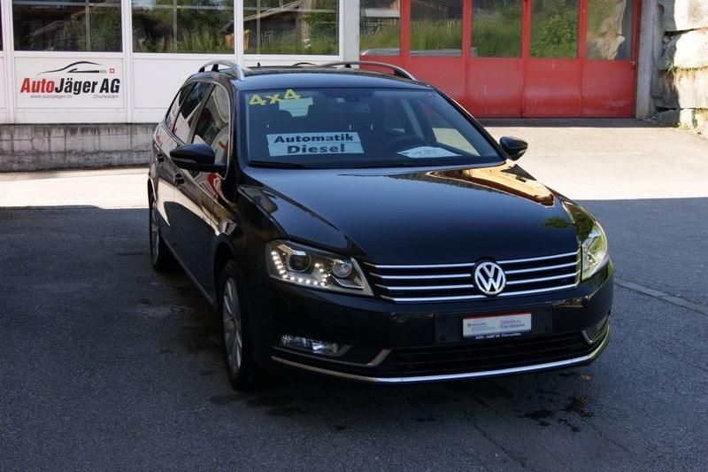 estate VW Passat Variant 2.0 TDI BMT Comfortline 4MDSG
