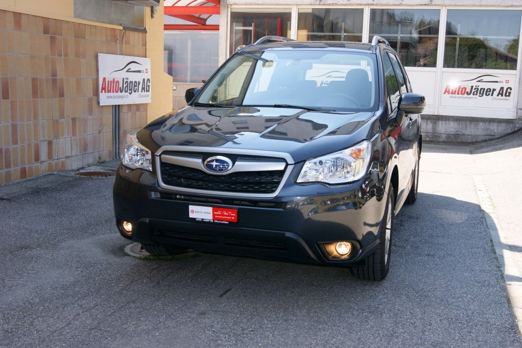 suv Subaru Forester 2.0i Swiss Lineartronic