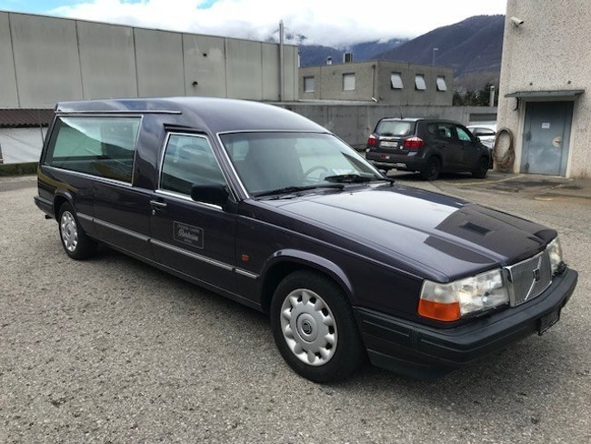 estate Volvo 940 / POLAR 940 2.3 Polar Turbo