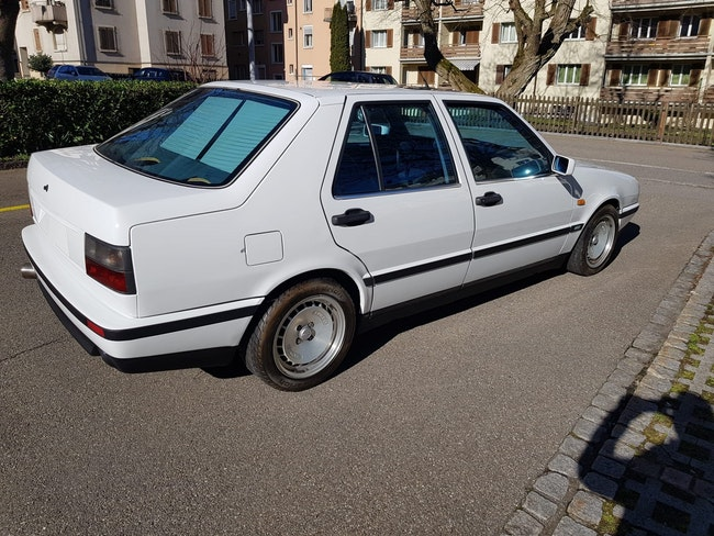 saloon Fiat Croma 2.0 i.e. Turbo