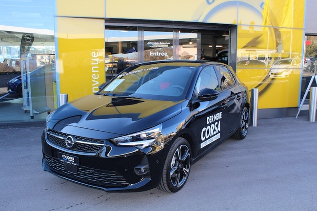 saloon Opel Corsa 1.2 T GS-Line
