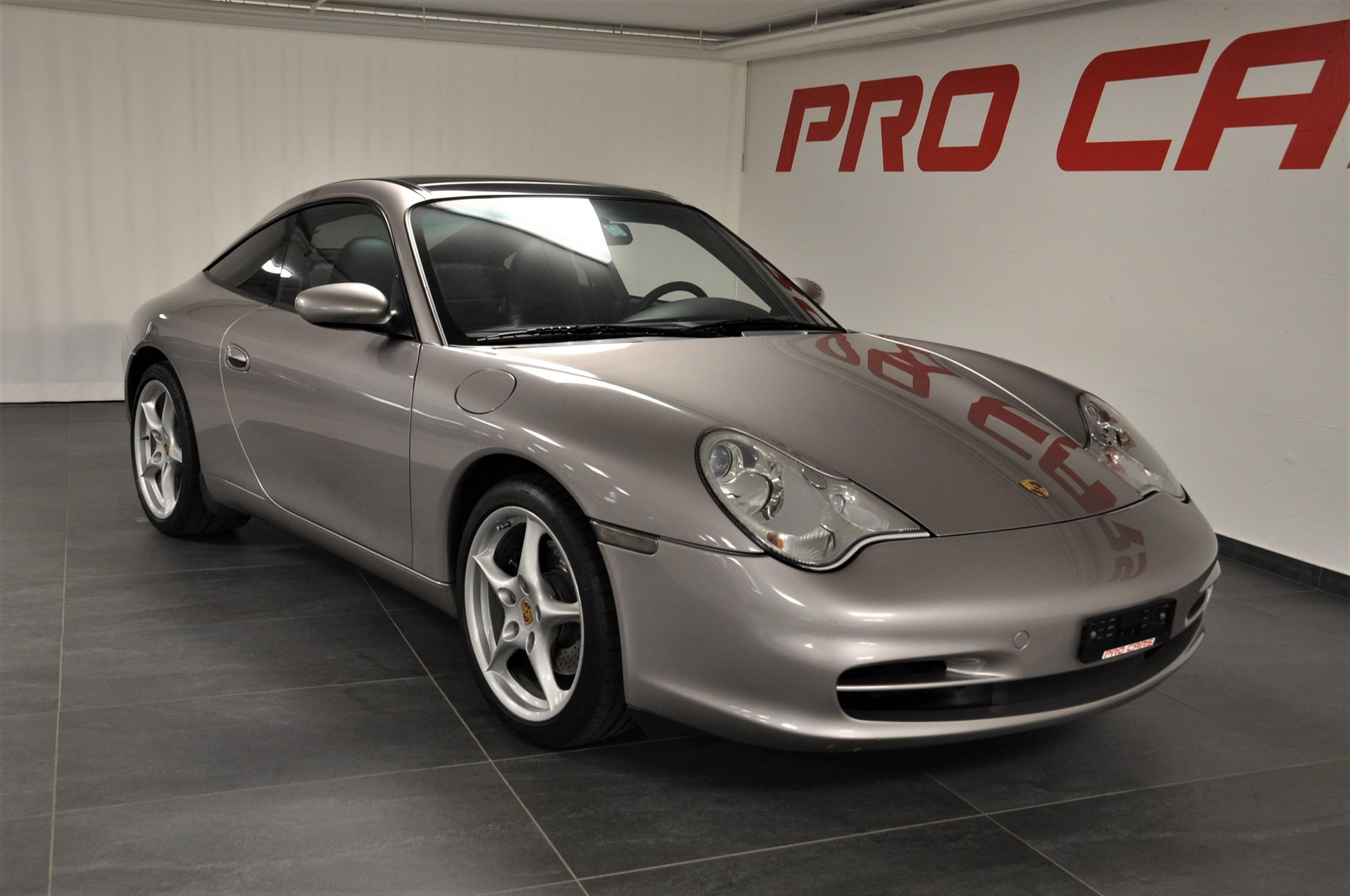 cabriolet Porsche 911 Carrera Targa