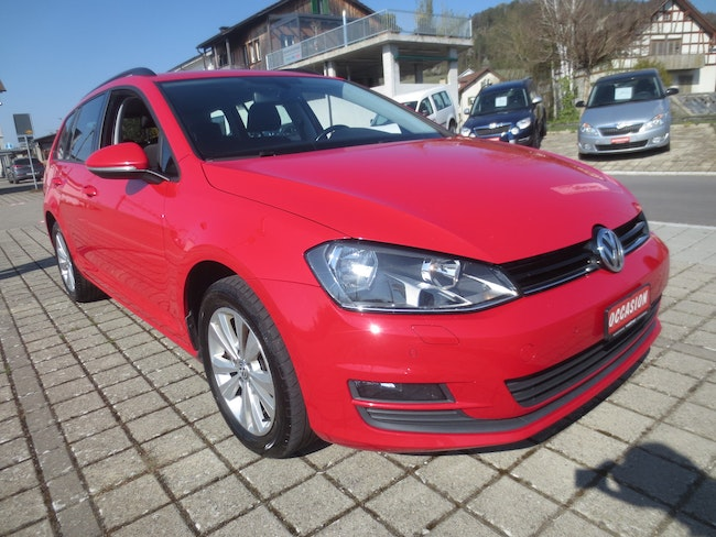 estate VW Golf VII Variant 1.6 TDI Comfortline