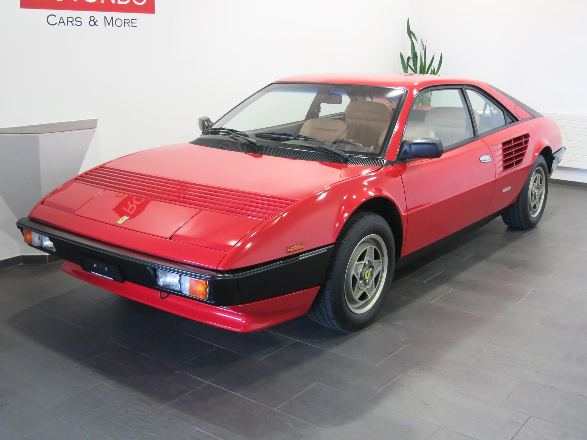 coupe Ferrari Mondial F 108 AL/Quattrovalvole