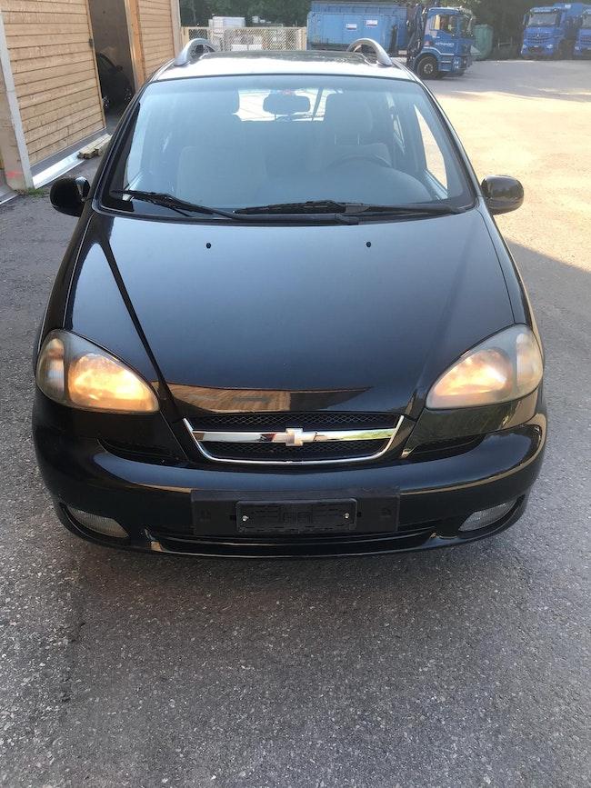 van Chevrolet Tacuma 1.6 SE