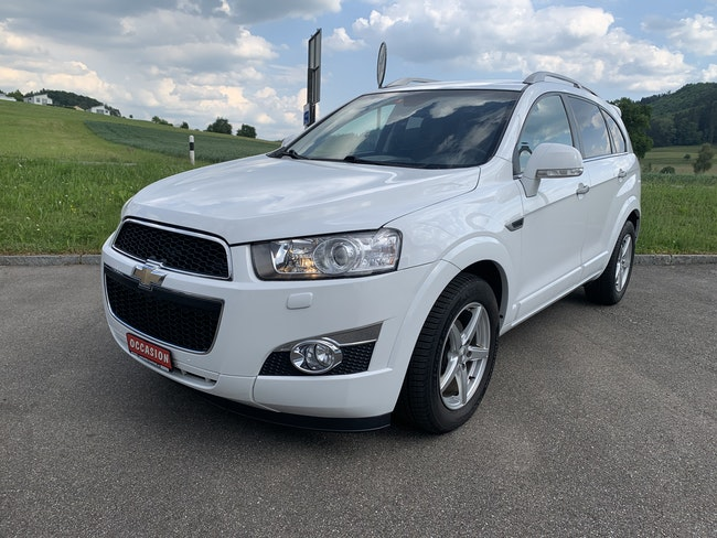 suv Chevrolet Captiva 2.2 VCDi LT 4WD