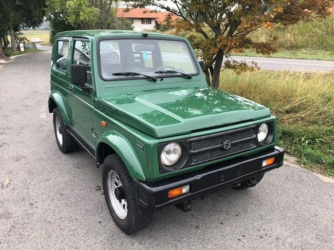 suv Suzuki Samurai Wagon EFI