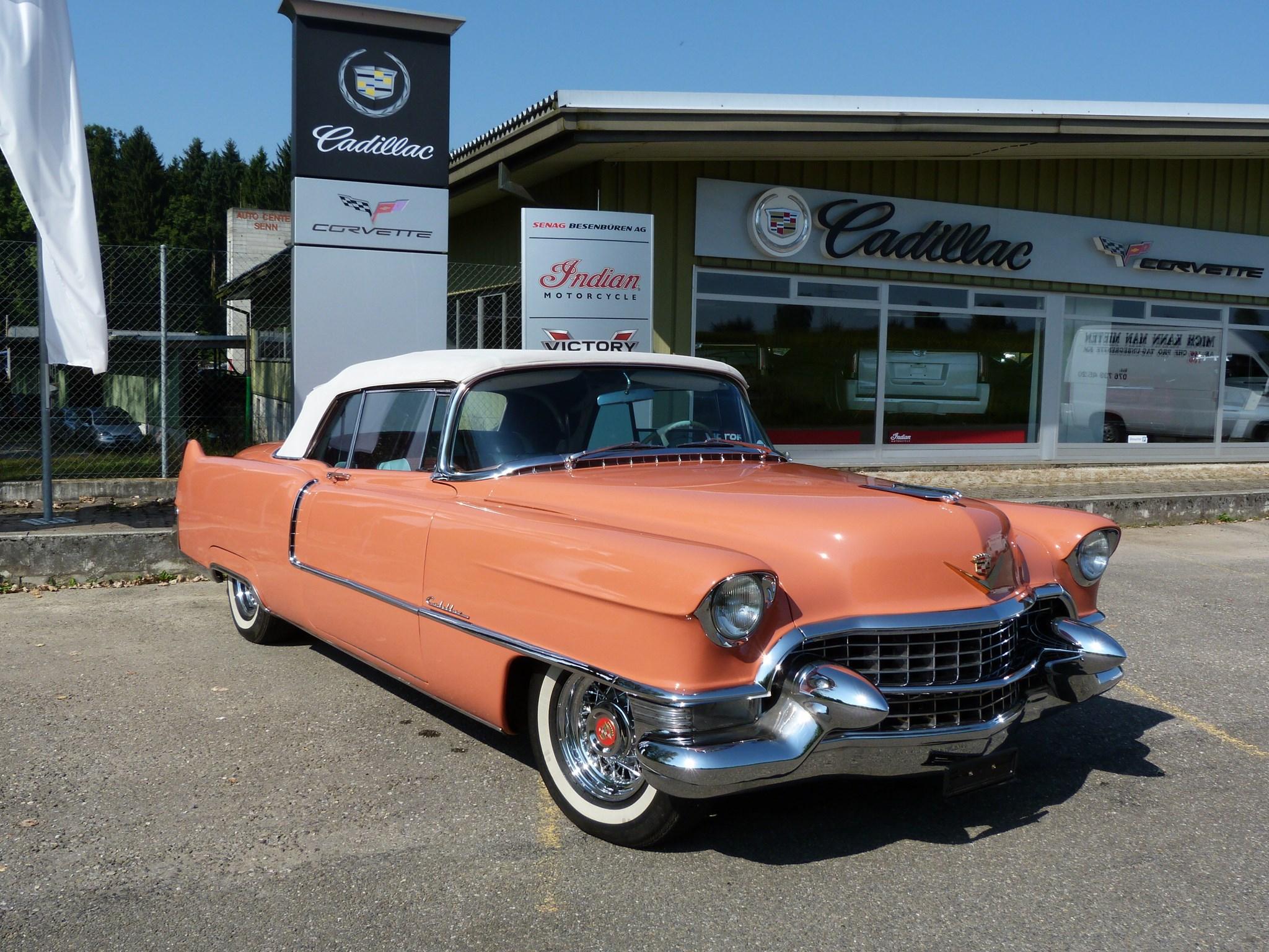 cabriolet Cadillac Eldorado Series 62