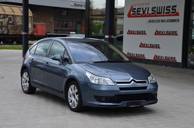 saloon Citroën C4 Berline 2.0i 16V Exclusive Automatic