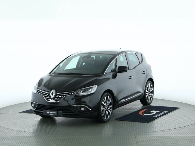 van Renault Scénic 1.3 TCe 160 Initiale ED