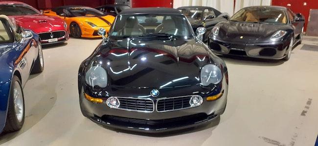 cabriolet BMW Z8 Roadster