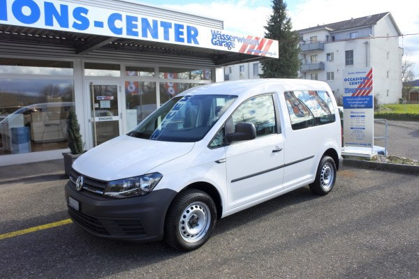 bus VW Caddy 1.2TSI BMT