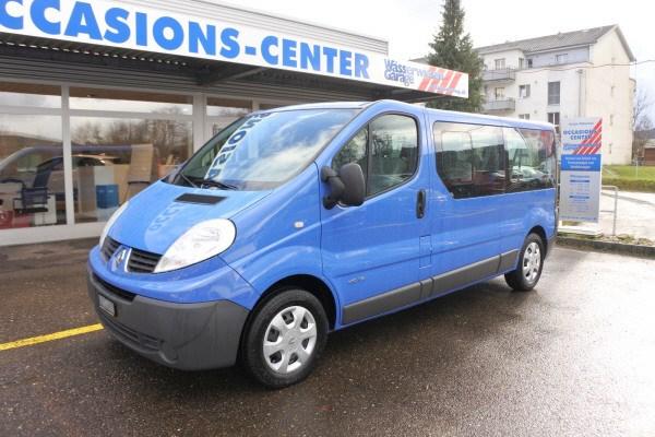bus Renault Trafic EcoGr. Pass. Auth.