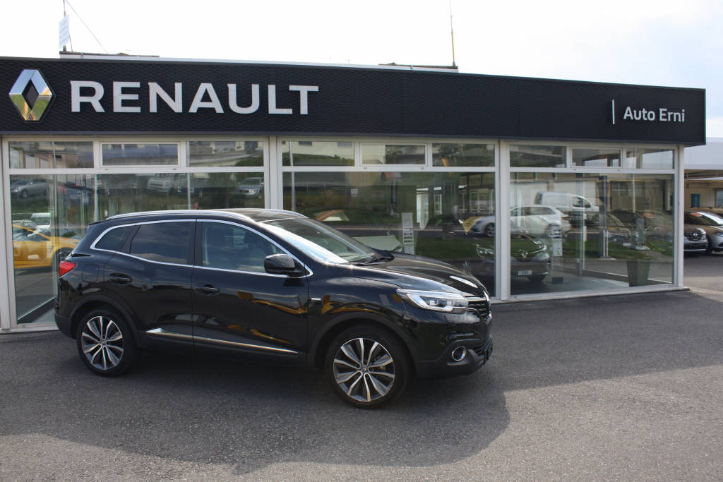 suv Renault Kadjar 1.2 TCe Swiss Edition EDC