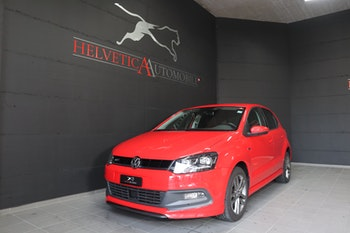 saloon VW Polo 1.0 TSI 110 BlueMT Lounge