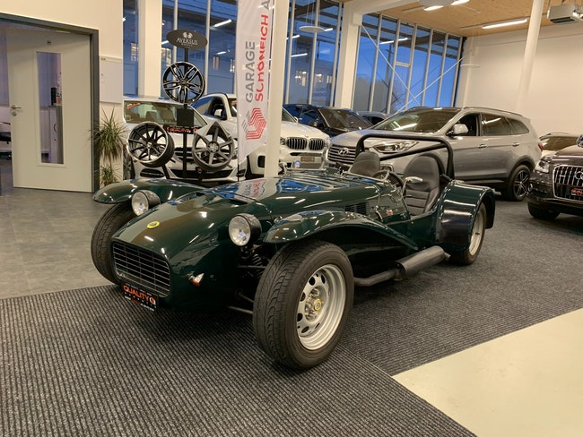 cabriolet Lotus Super Seven Westfield