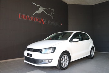 saloon VW Polo 1.2 70 BlueMT Team