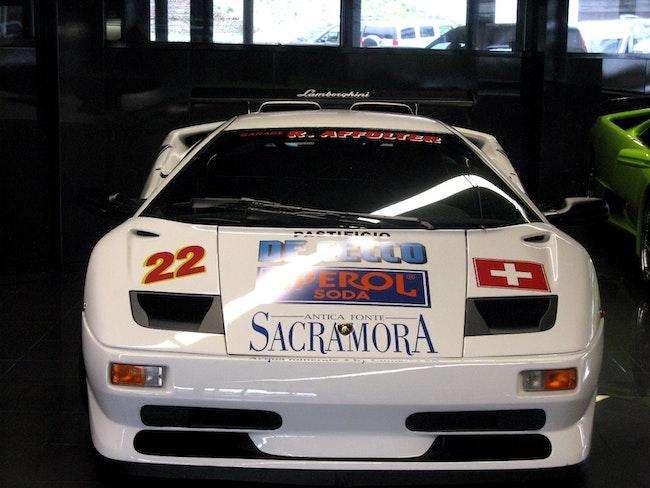 sportscar Lamborghini Diablo SV-R Race