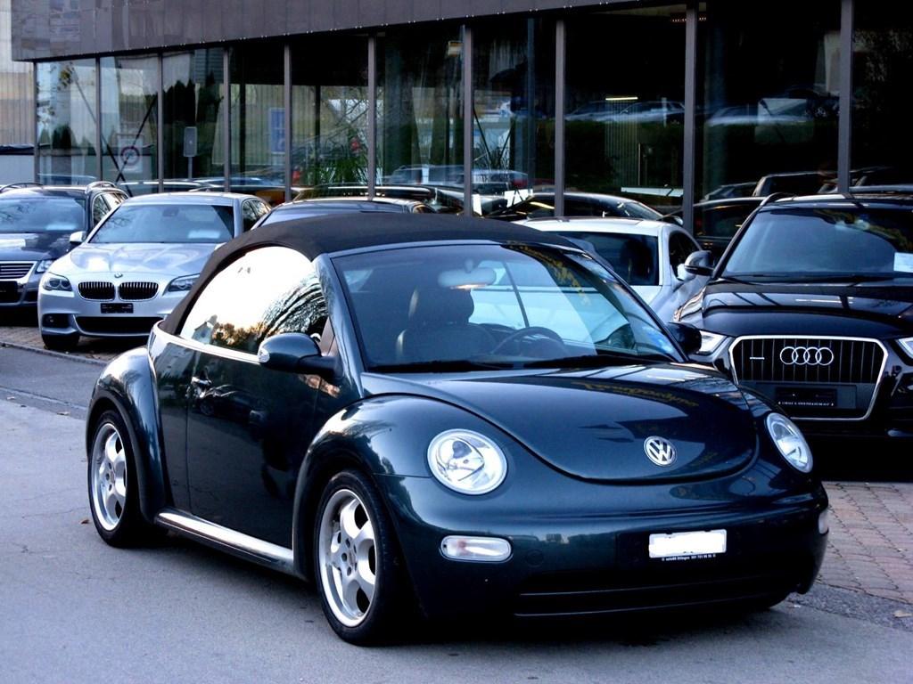 cabriolet VW Beetle Cabrio 2.0