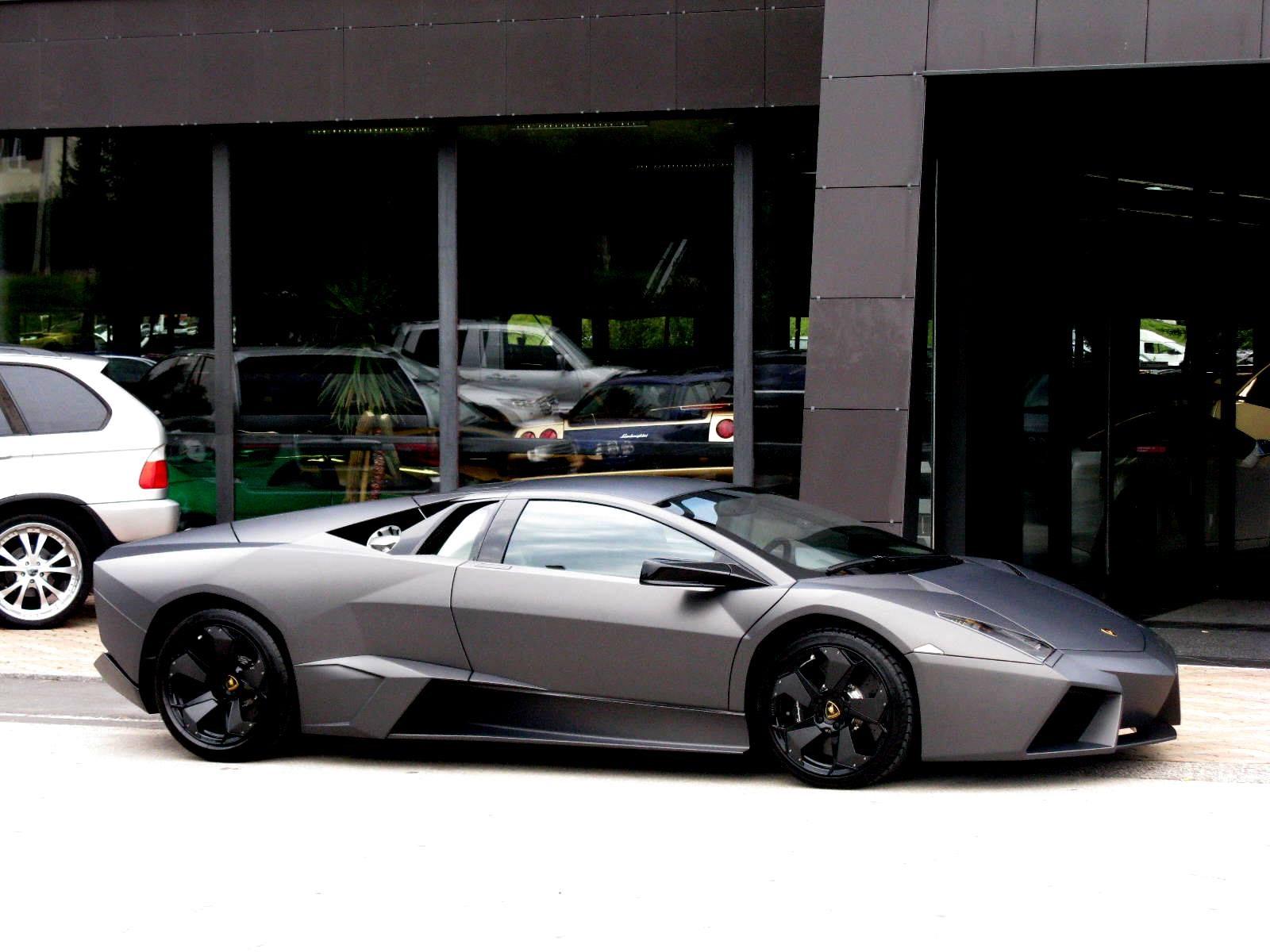 coupe Lamborghini Reventon Coupé