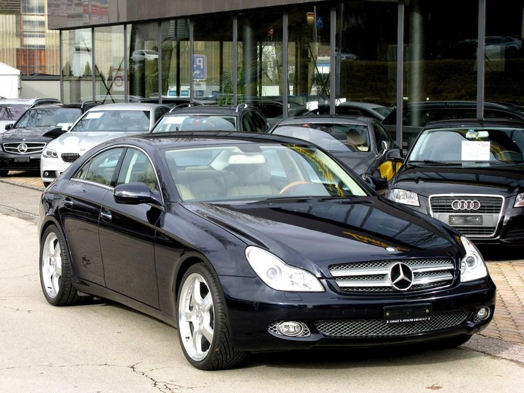 saloon Mercedes-Benz CLS 350 CDI (320 CDI) 7G-Tronic