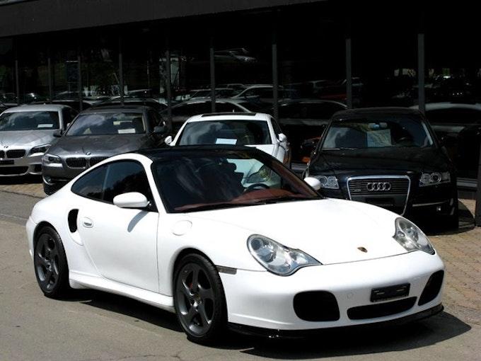 Porsche 911 Turbo 119'500 km 68'500 CHF - acheter sur carforyou.ch - 1
