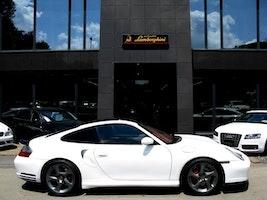 Porsche 911 Turbo 119'500 km 68'500 CHF - acheter sur carforyou.ch - 2