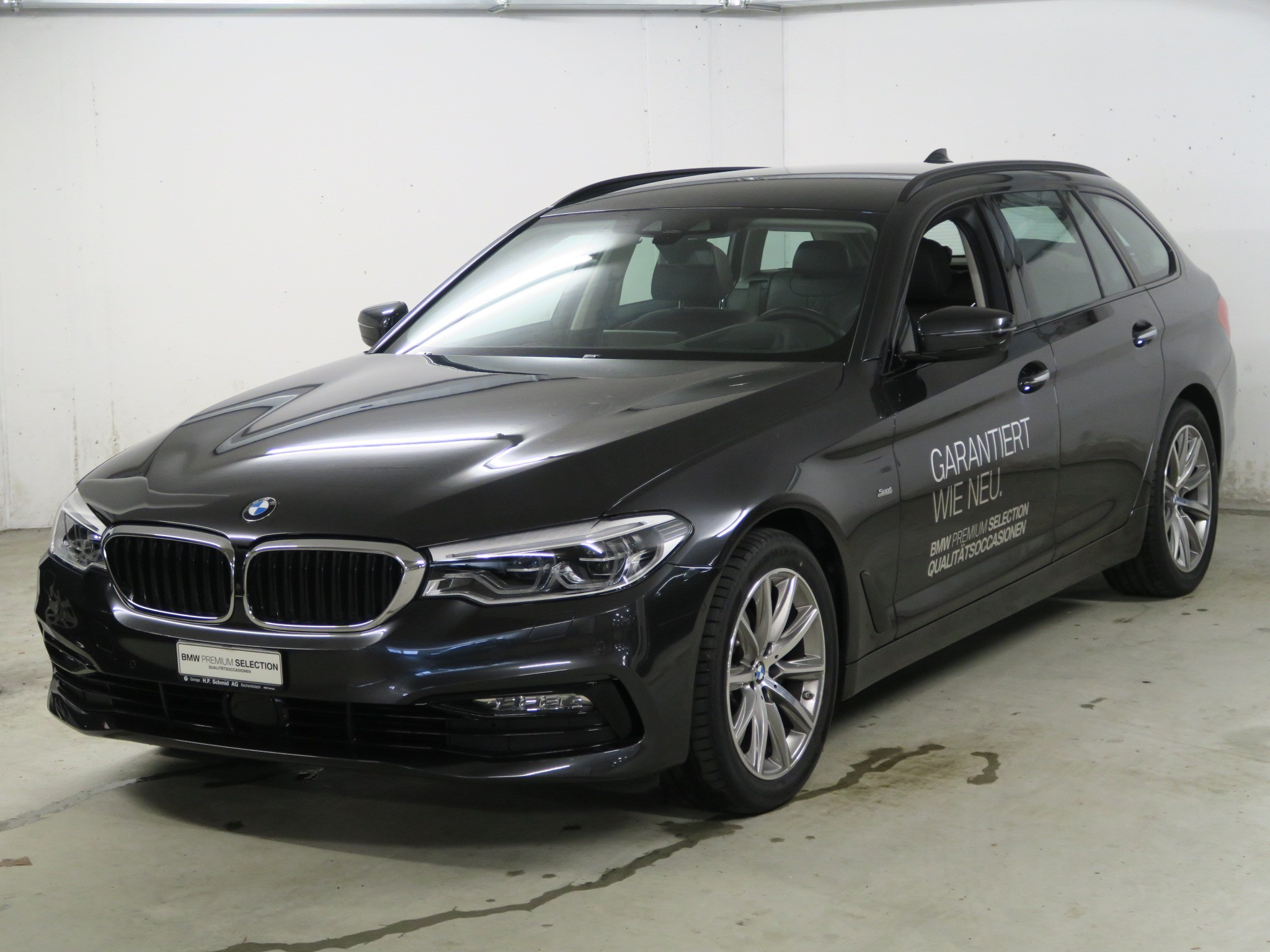estate BMW 5er 520d xDrive Touring Sport Line Steptronic