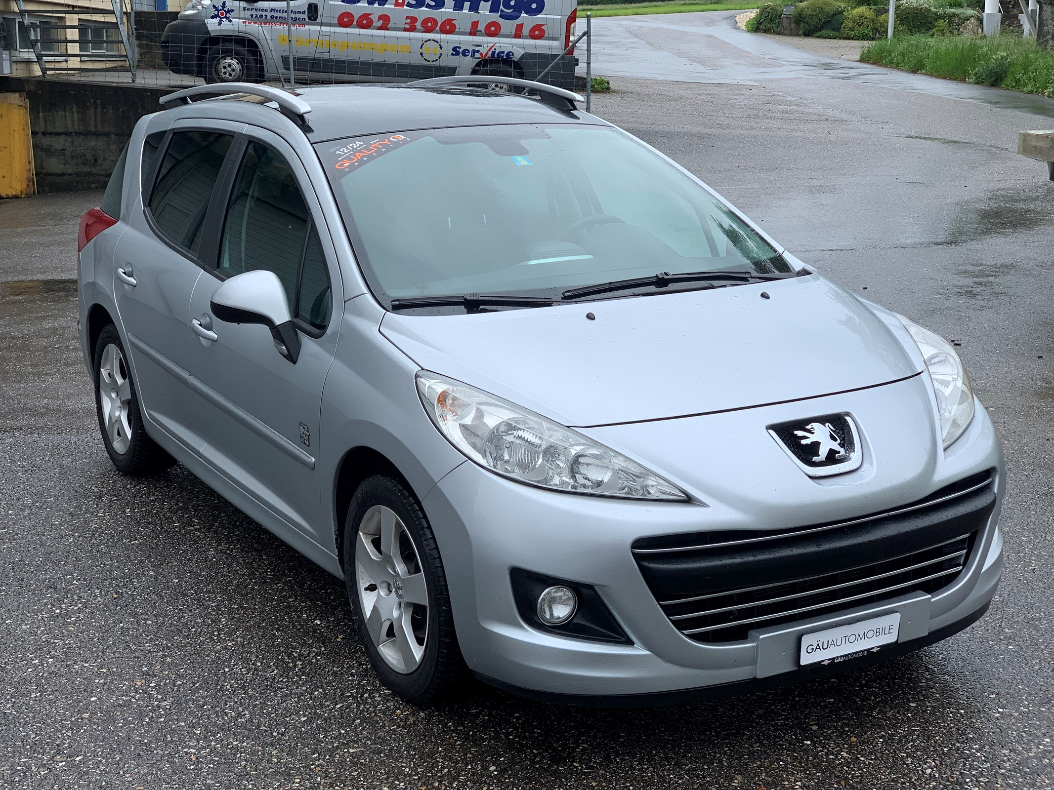 estate Peugeot 207 SW 1.6 16V Lion Edition Automatic