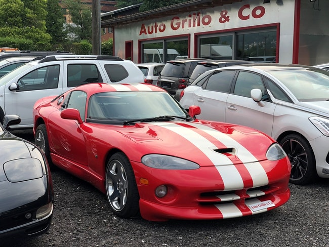 coupe Dodge Viper GTS COUPE`8.0 V10