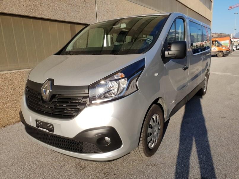 bus Renault Trafic ENERGY dCi 145 Grand Passenger Dynamique