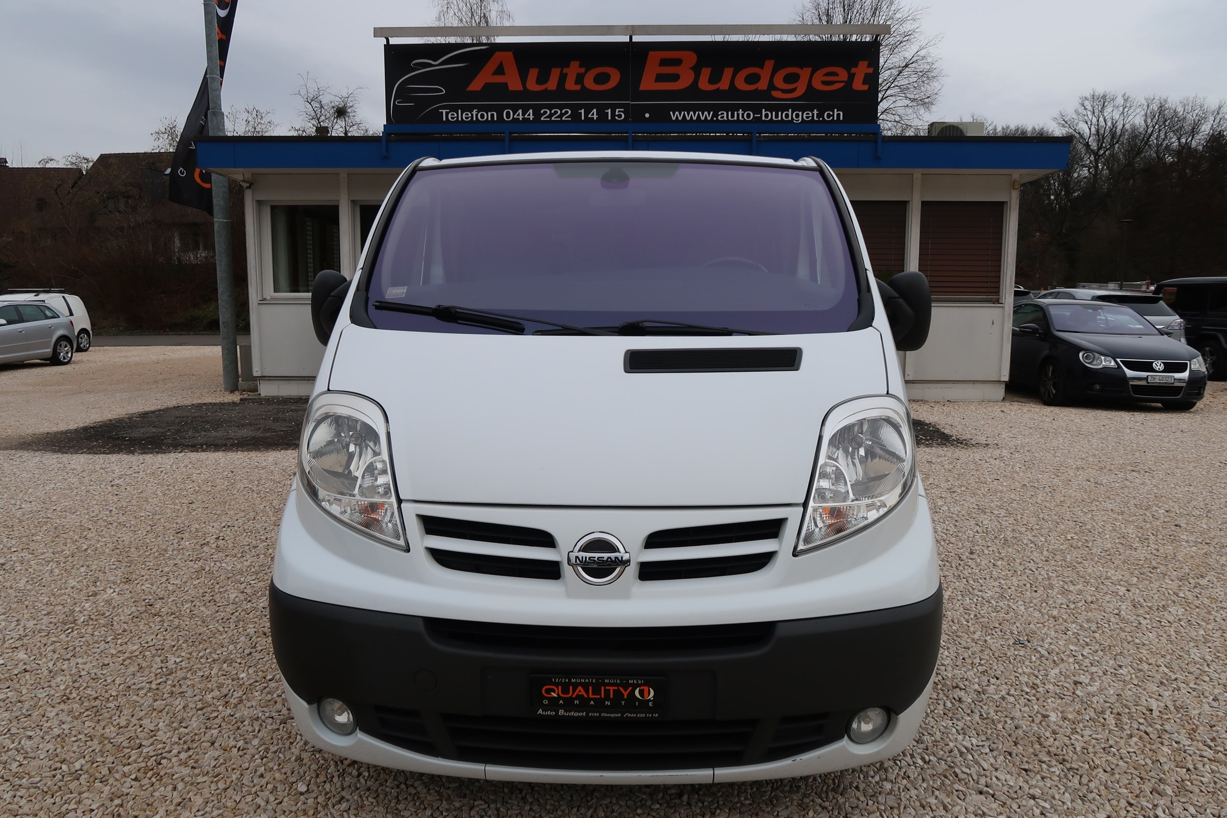 bus Nissan Primastar 2.0i 16V 120 Comfort 2.9t