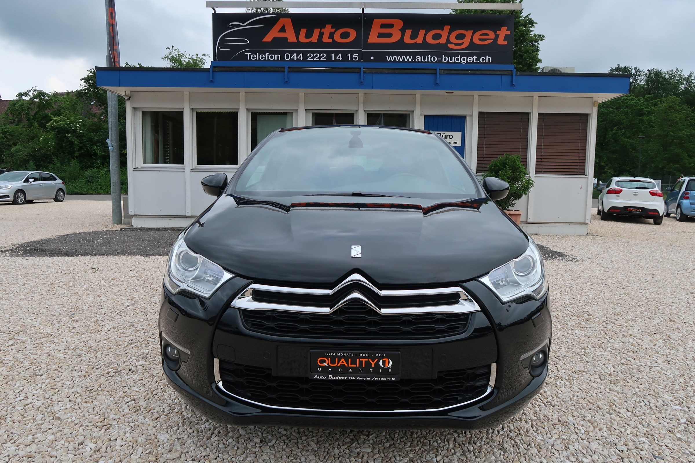 saloon DS Automobiles DS4 1.6 THP Sport Chic Automatic