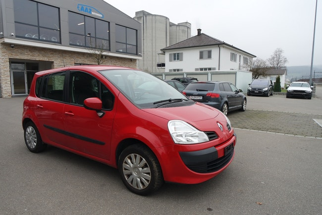 van Renault Modus 1.2 16V Authentique