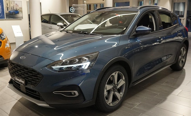 saloon Ford Focus 1.5 EcoBlue 120 Active